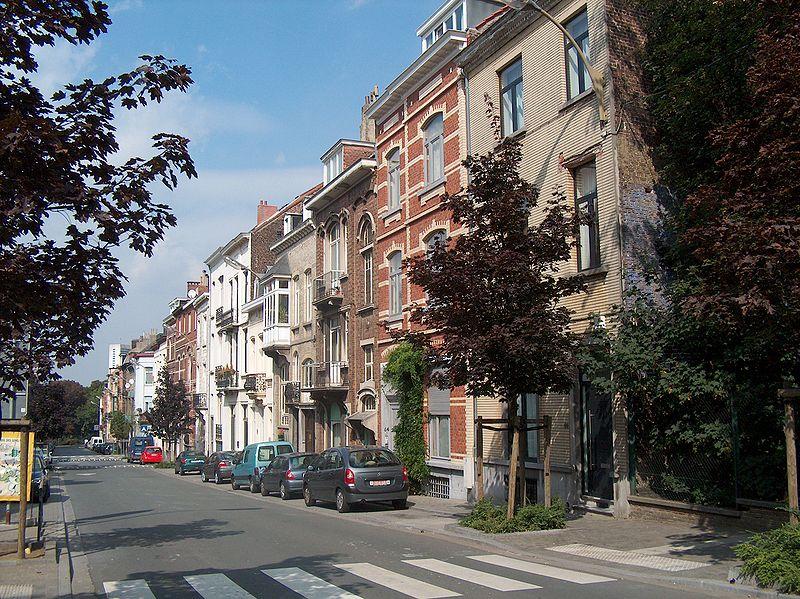 Grande rue au Bois (Crédits photos : Varech, Creative Commons)