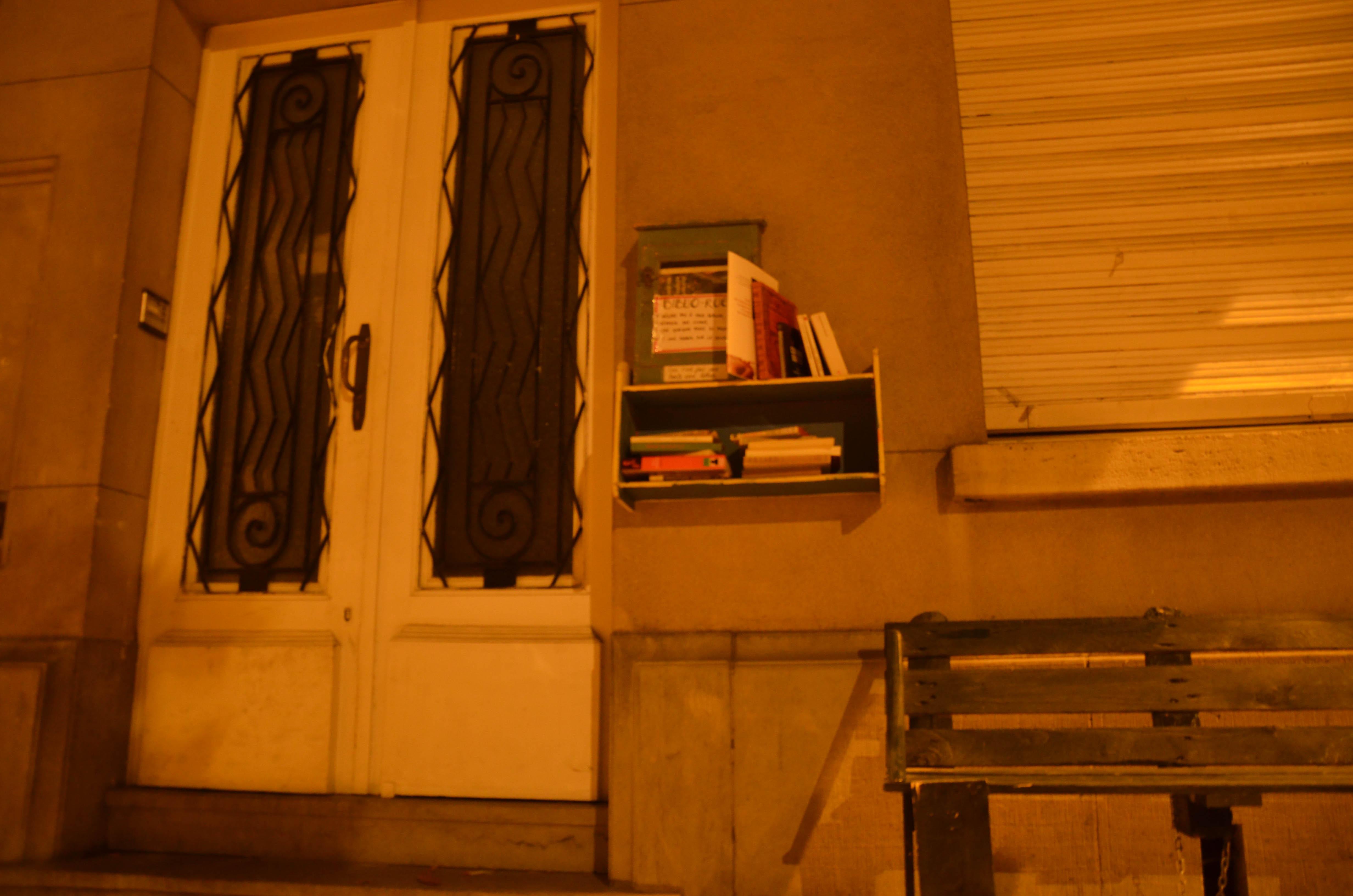 biblio-rue Schaarbeek