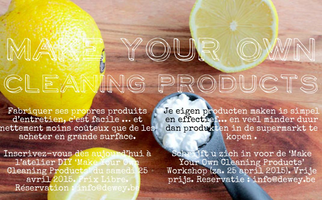 Fabriquer ses propres produits d 39 entretien - Fabriquer ses produits d entretien ecologiques ...