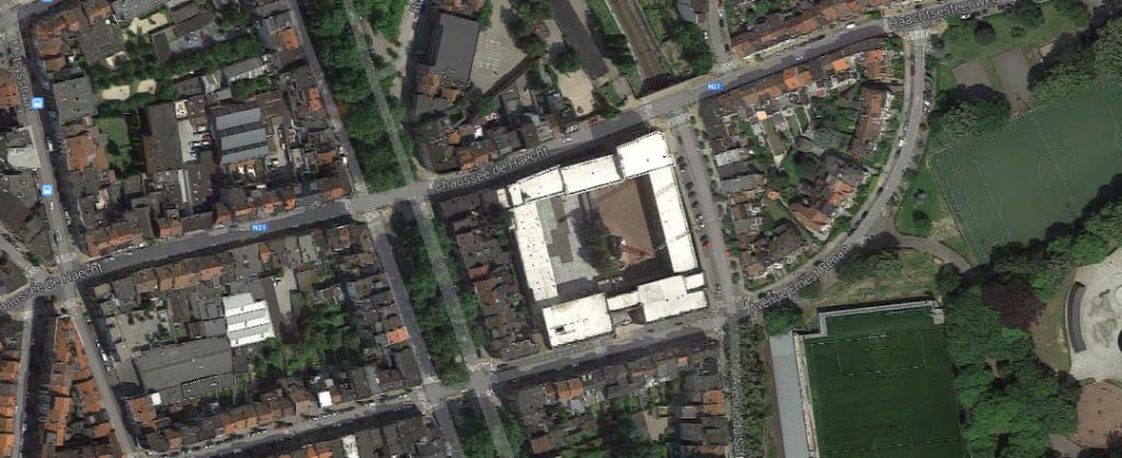 3000 m2 inutilisés, rue du suffrage universel