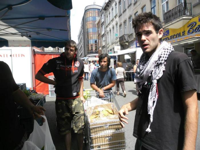 Crédit photo : Les dégustations  Bruxelles